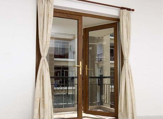 UPVC Casement Door by Fenesta Windows