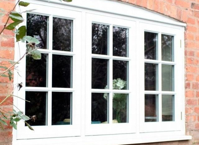 Timber Casement Windows by Complete window Solutions