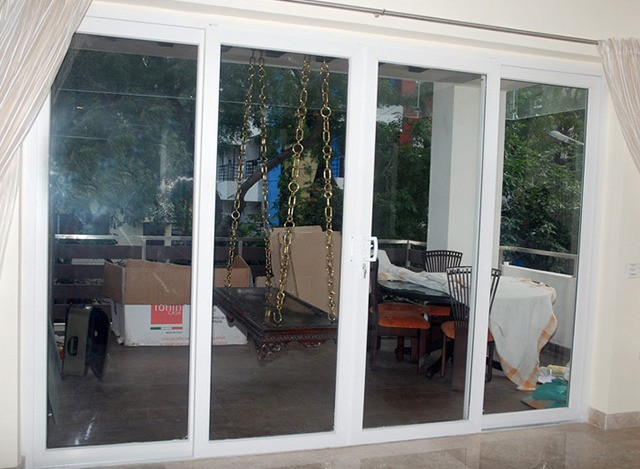 UPVC Sliding doors by Fortuna Building