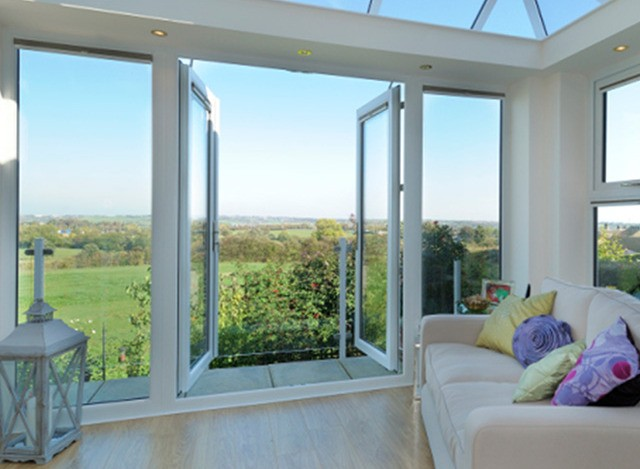 UPVC Openable Casement Doors System by Torfenster Systems