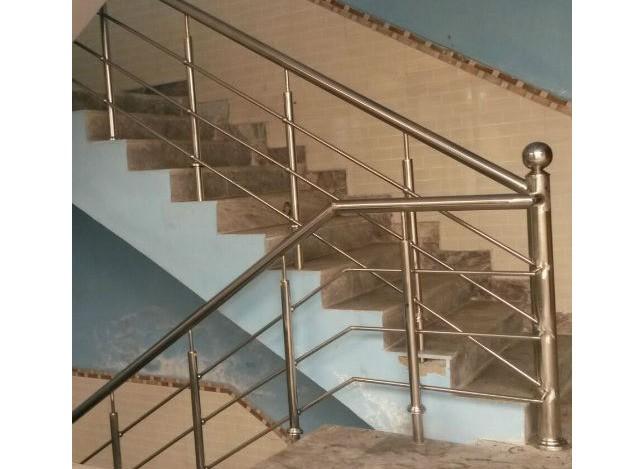 SS Staircase Railing by Innovative Team