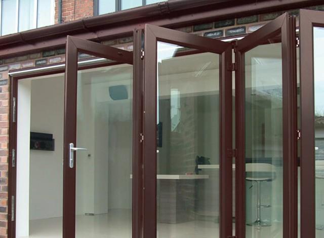 UPVC Slide & Fold Door by Fenesta Windows
