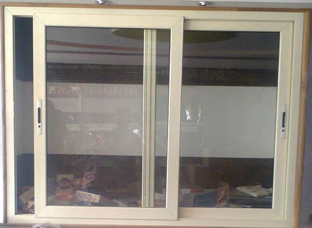 UPVC Sliding Mesh Window by Gaonkar Enterprises