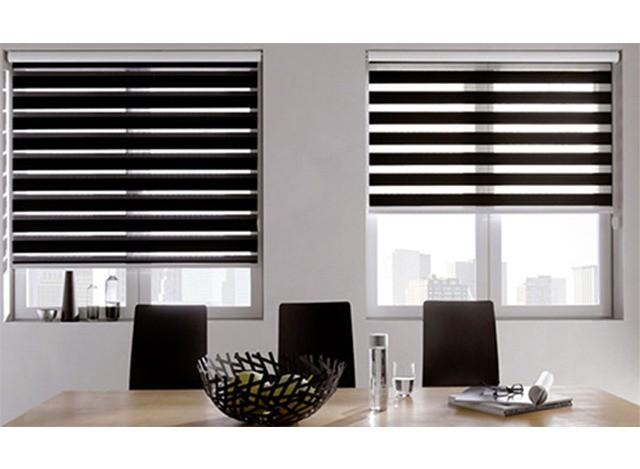 Zebra Window Blinds by Spectra Blinds