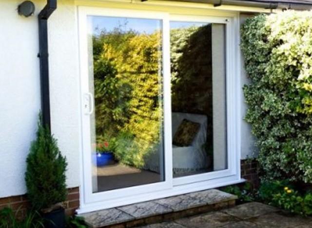 Upvc Sliding Door by Arrc Windows