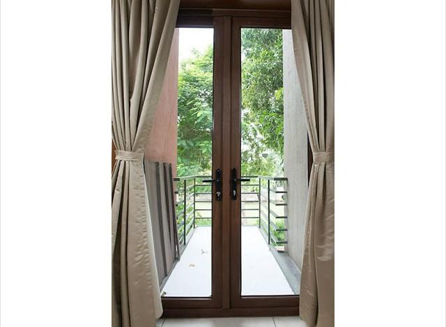 UPVC Casement Door by Fenstersol India