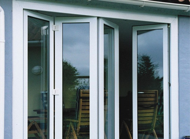 uPVC Slide & Fold Doors by Window Magic
