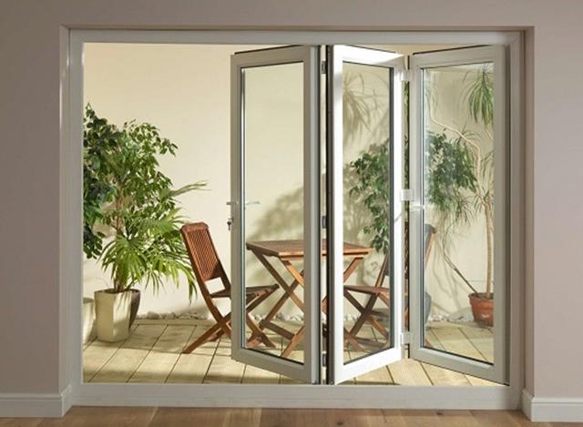 uPVC Slide & Fold Doors Torfenster Systems