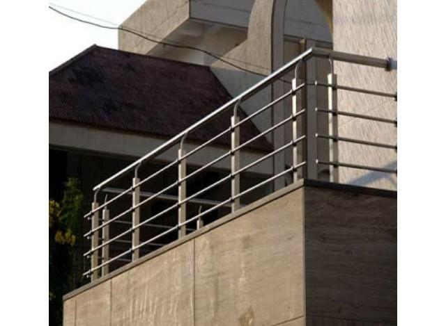 SS Balcony Railing by Innovative Team