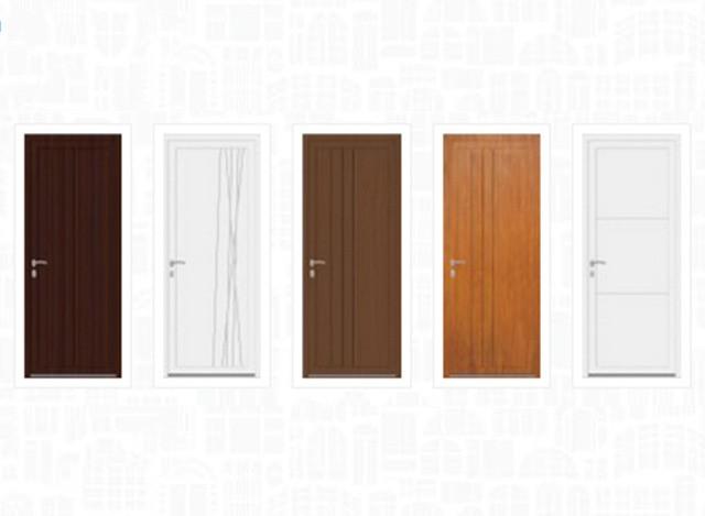 UPVC Designer Door by Fenesta Window