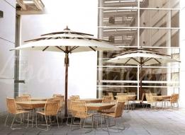 Jumbo Multi- Vola Umbrella by Loom Crafts Furniture
