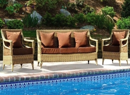 Outdoor Sofa  LCOL-149  by Loom Crafts Furniture