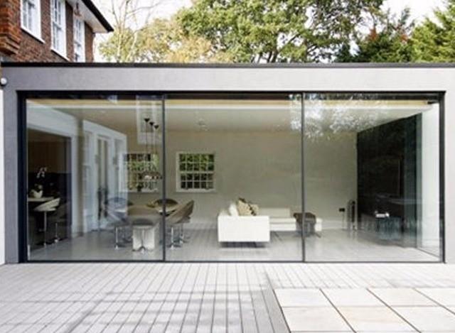 Glass Sliding Door by Nutec Window