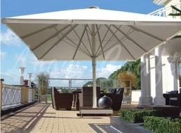 Jumbo Giant Center - Pole Umbrella by Loom Crafts Furniture