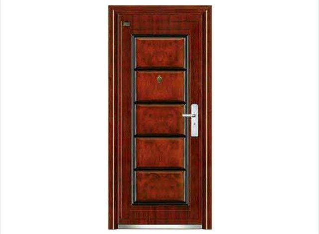 Single Door by Ad Maestro Steel Doors