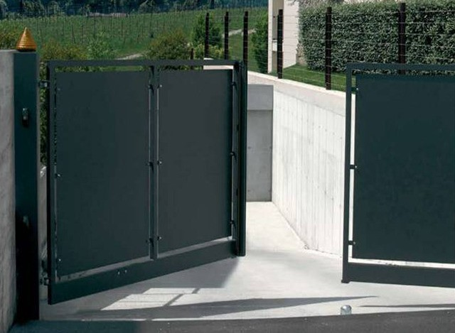 Swing Gate by Benaka Automations Private