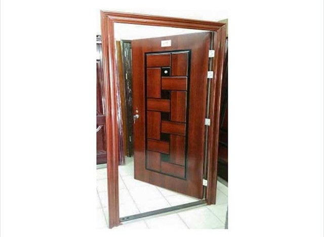Angelo (Single Door) by Ad Maestro Steel Doors