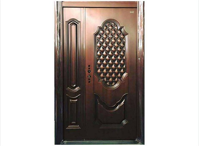 Mother and son door by  Ad Maestro Steel Doors
