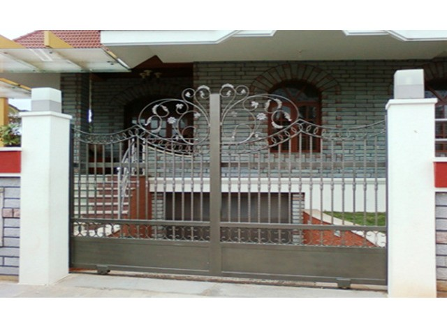 Automatic Domestic Sliding Gate by Hercules Automation