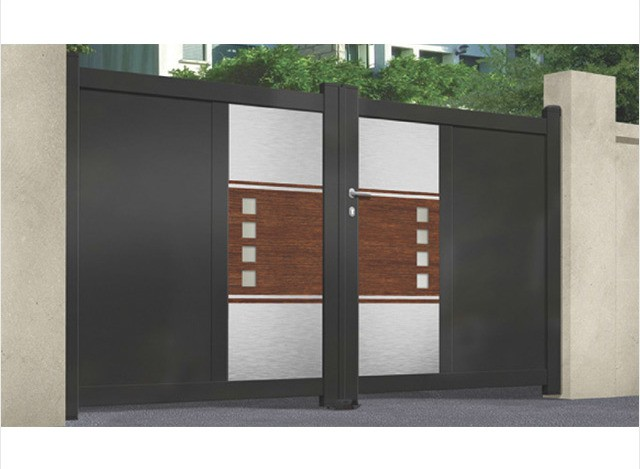 Main Gate Design Range by LinkCare Gate Automation