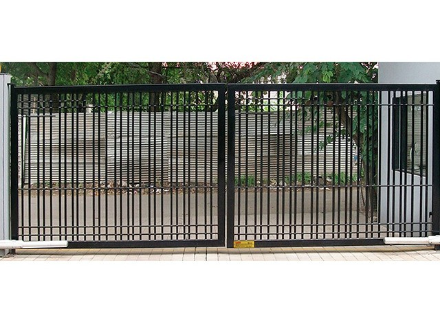Automatic Swing Gate by Gandhi Automations Pvt Ltd