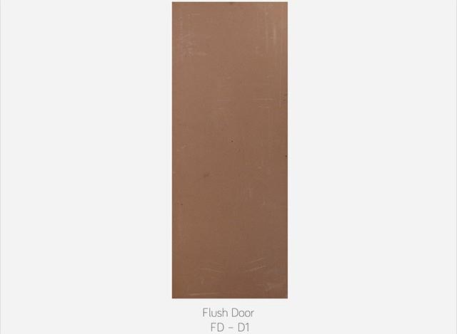 FLUSH DOOR FD - 01 by Fero Doors