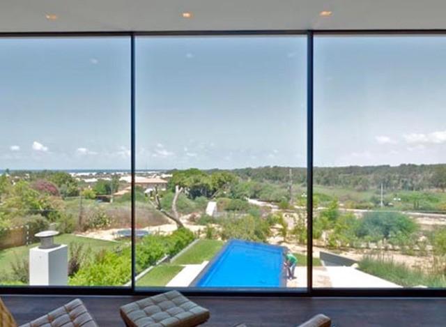 Aluminium Slimline windows by Beautex Industries Pvt Ltd