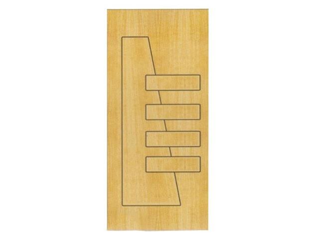 Wooden Screen Doors by Jyothi Interiors