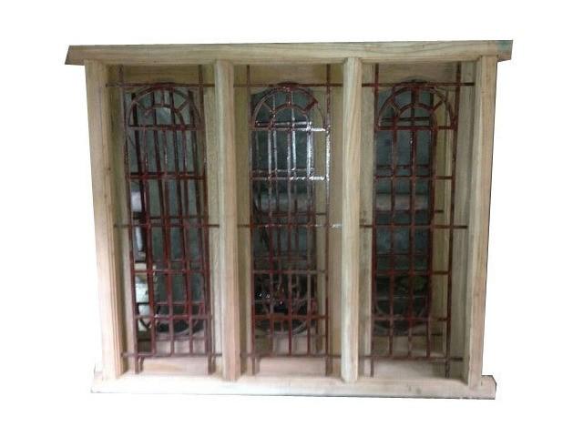Room Wooden Window by Sparkling Queen