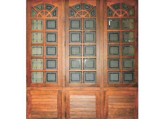 Wooden Windows-3 by SR Trading