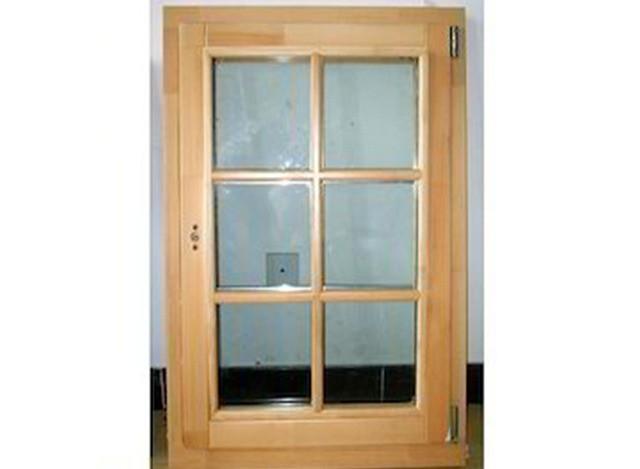 Oak Wooden Windows by C.P. Doors & Window Craft