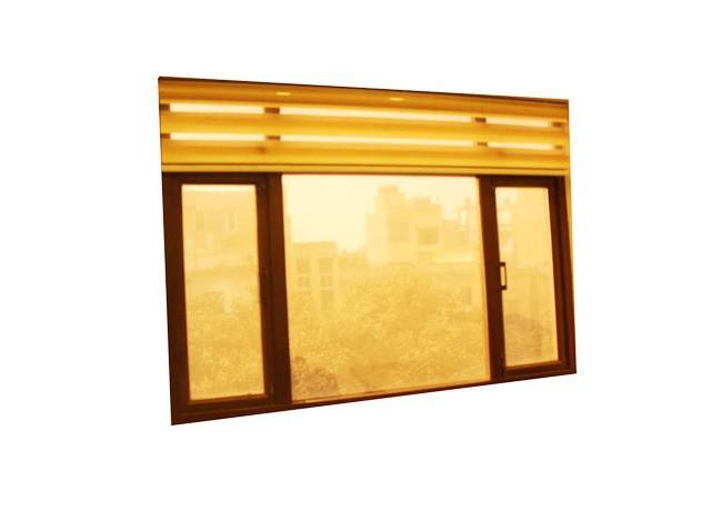 Wooden Window by SRF Interiors