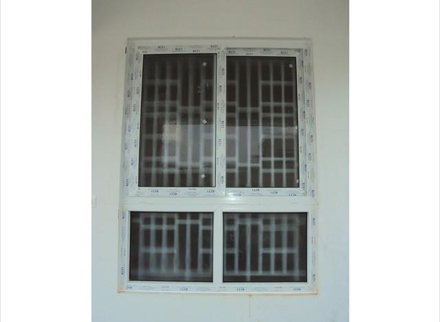 uPVC Fixed Window by Wilmen Enterprises