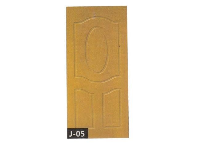 Membrane Designer Doors by Jyothi Interiors