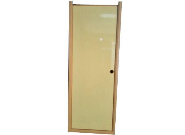 PVC Plain Door by Sparkling Queen