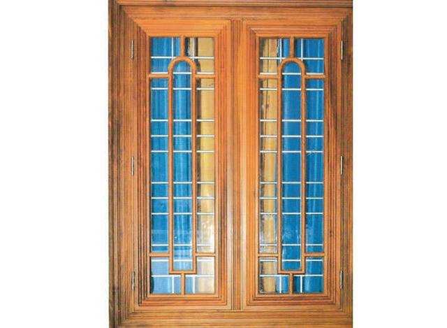 Designer Wooden Windows-2 by SR Trading