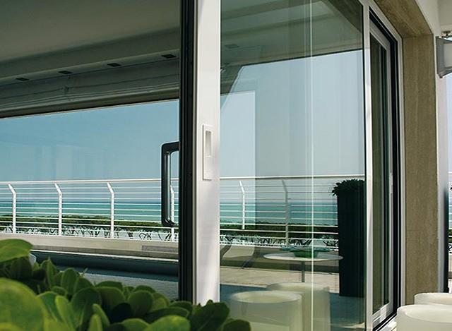 Aluminium Sliding windows by Beautex Industries Pvt Ltd