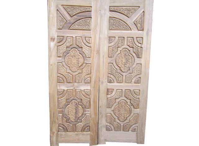Wooden Carving Entrance  Door by Shreedurga Woodcraft