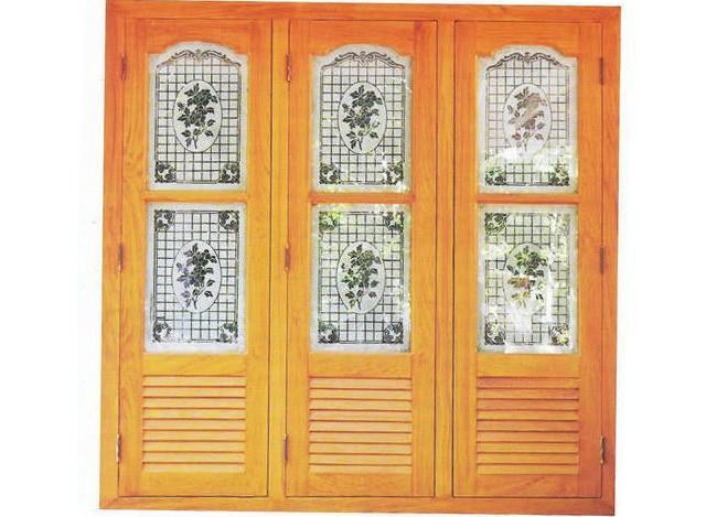 Designer Wooden Windows-1 by SR Trading