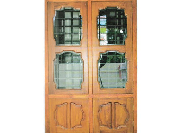 Wooden Windows by SR Trading