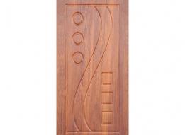Textured Membrane Wooden Doors by Sree Mamtha Enterprise  sc 1 st  WFM & 51+ Wooden Doors (Teak Wood) Price List u0026 Designs Online for Indian ...