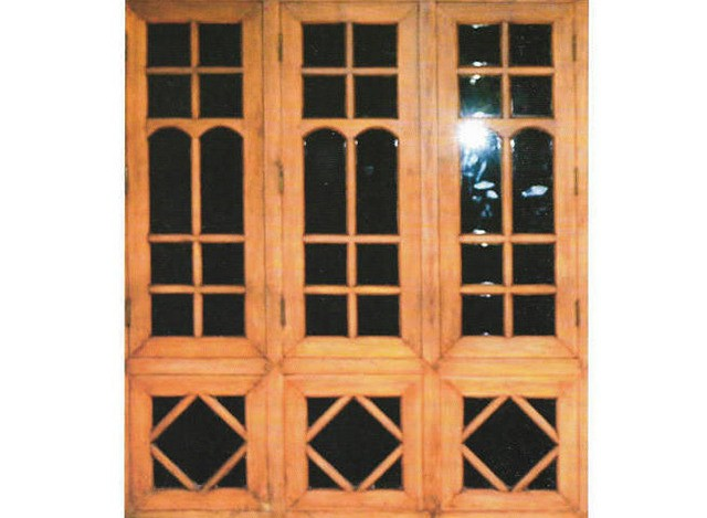 Wooden Windows-1 by SR Trading