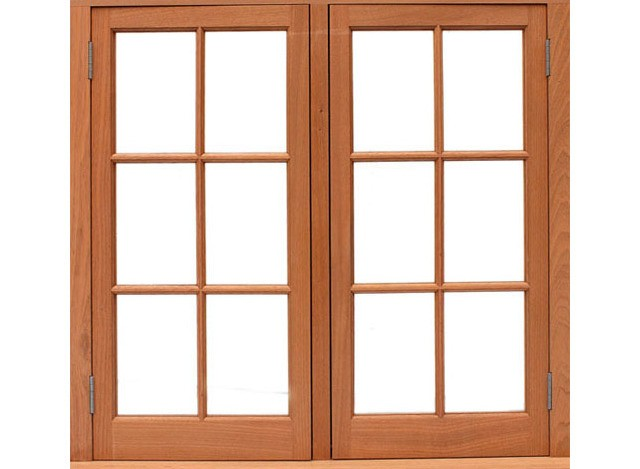 Solid Wooden Window by AGS Enterprises