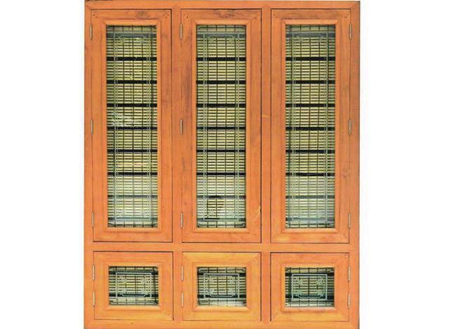 Designer Wooden Windows by SR Trading