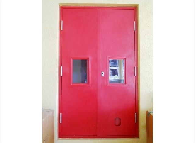 Fire Shaft Doors by Shiva Steel Industries