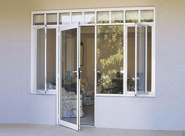 uPVC Casement Doors by Elite Window Factory