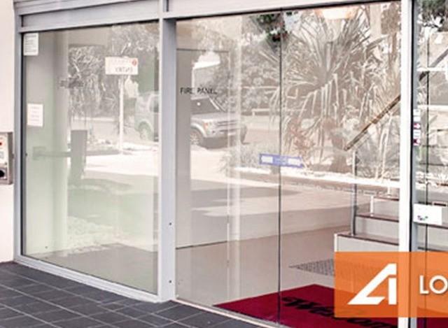 Logic Slide 220BLP Automatic Sliding Doors by Auto Ingress India Pvt. Ltd.