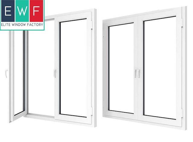 uPVC Casement Windows by Elite Window Factory