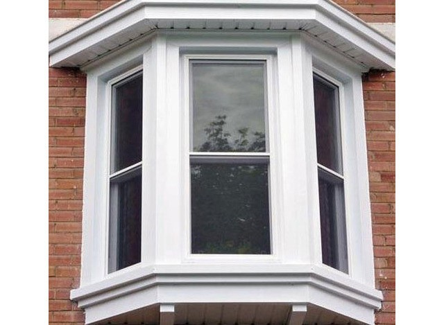 uPVC Bay Glass Window by Concept Design