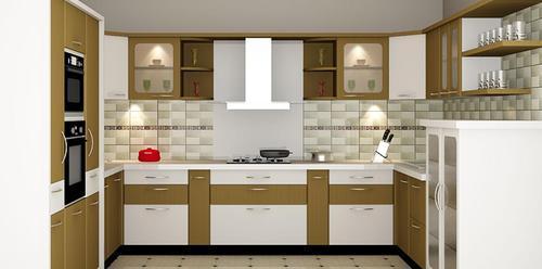 U Shaped Modular Kitchens by Process Maker